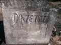 Image for Dave Tolen - Wesley C.M.E. gravesite - Saluda County SC