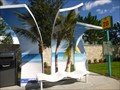 Image for Florida Beaches Bus Shelter  -  i.Drive, Orlando, Florida, USA.