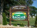 Image for Welcome to Badger, South Dakota