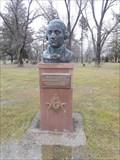 Image for Bust of Washington - Acacia Park Cemetery - North Tonawanda, NY