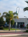 Image for El Camino Real Bell on Mission Avenue, Oceanside, CA