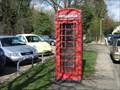 Image for Oakington  Red Telephone Box