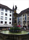 Image for Landsknechtbrunnen - Schaffhausen, Switzerland