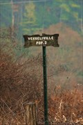 Image for Vekkeliville, PA - Pop 2 - Near Ansonia - Tioga County, PA