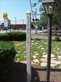Image for Chamber of Commerce Peace Pole, Flagstaff, AZ
