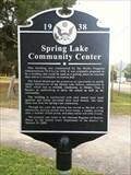 Image for Spring Lake Community Center