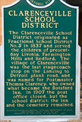 Image for Clarenceville School District