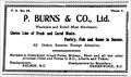 Image for P. Burns and Co. Ltd. - Greenwood, BC - 1907