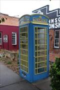 Image for Tala Dala Telephone Box -- Lindsborg KS