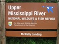 Image for Upper Mississippi River National Wildlife & Fish Refuge - McNally Landing - Minnesota