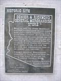 Image for Denier & Richmond General Merchandise Store