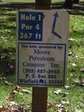 Image for Ivan K. Hill Disc Golf - Winfield Alabama.