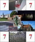 Image for Die 7 vor dem Schloss - Dessau-Saxony-Anhalt, Germany