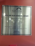 Image for Willow Glen Branch - 2008 - San Jose, CA