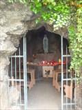 Image for Kriegergedächtniskapelle (Grotte) Kirche Mittenwald, Bayern, Germany