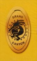 Image for Kokopelli Smashed Penny - Grand Canyon North Rim, Arizona