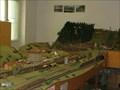 Image for Model Railroad in museum, Luzna u Rakovnika, CZ