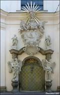 Image for Barokní portál Loretánské kaple / Baroque portal of Loretto Chapel (Brno - South Moravia)