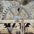 Image for Gold Panning Water Wheel, Columbia, CA