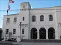 Image for Veterans Memorial Building, blue plaque - Watsonville, California