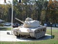 Image for M60A1 Tank Jarrettsville MD at VFW Post 8672
