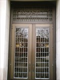Image for Kent State University Rockwell Hall Doorway - Kent, OH