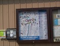 Image for Great Allegheny Passage -  Bikes Unlimited Visitor Services Map - Connellsville, Penna.