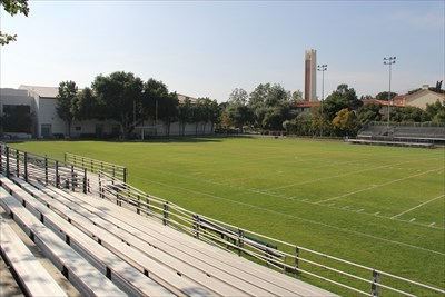 Merritt Field Pomona College Claremont California College