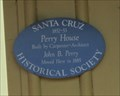 Image for Perry House - Santa Cruz, CA