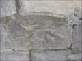 Image for Cut Bench Mark - Abbey Church, Waltham Abbey, Essex, UK