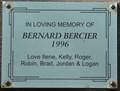 Image for Bernard Bercier ~ Bismarck, North Dakota