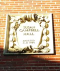 Image for 1920 - Susan Campbell Hall - University of Oregon