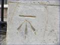 Image for Cut Bench Mark - Buckingham Palace Road, London, UK