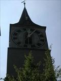 Image for St Peterskirche - Zurich, Sitzerland