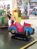 Image for Mickey Mouse car - Vintage Faire Mall - Modesto, CA