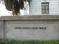 Image for U.S. Courthouse Building and Downtown Postal Station (Tampa, Florida)