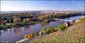 Image for Labe & Vltava Confluence and Bohemian Basin from Melnik chateau (Central Bohemia)