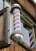 Image for Manstyle Barbers Barber Pole - Truckee, CA