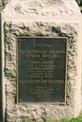Image for Revolutionary Soldiers - Seneca Falls, NY