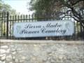 Image for Sierra Madre Pioneer Cemetery - Sierra Madre, CA