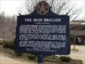 Image for The Iron Brigade / The Twenty-Fourth Michigan Volunteer Infantry Regiment