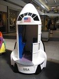 Image for Eastridge Mall Space Shuttle - San Jose, CA
