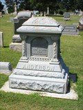 Image for Anderson family - Gypsum Hill Cemetery, Salina, Saline Co., Kansas