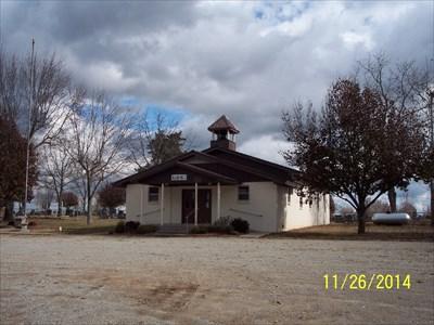 Mars Hill School/Church, by MountainWoods