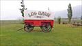 Image for The Log Barn 1912 - Armstrong, BC