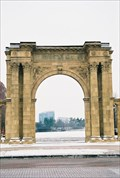 Image for Columbus Union Station Arch - Columbus, Ohio