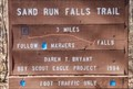 Image for Sand Run Falls Hiking Trail - Arnot, PA