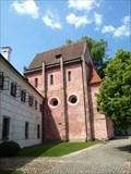 Image for Kaple Andelu strážných - Zlatá Koruna, okres Ceský Krumlov, CZ
