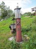 Image for Chatanika Gold Camp Gas Pump - Chatanika, Alaska
