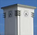 Image for Manly Wharf Clock - Manly, NSW, Australia